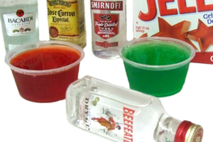 Jello Shots Basic Recipe