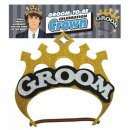 Groom-to-Be Celebration Crown ~ LG-NVC049