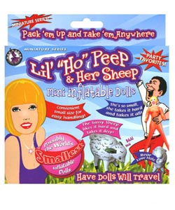 Lil Ho Peep and Her Sheep ~ N1965