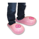 Boobie Inflatable Slippers ~ OZ-SLIP-04